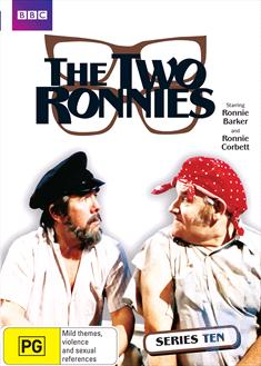 Two Ronnies : Series 10