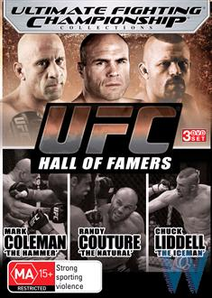 UFC - Hall Of Famers