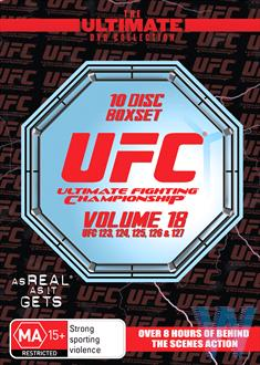 UFC - The Ultimate Collection : Vol 18