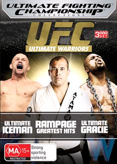 UFC - Ultimate Warriors Collection