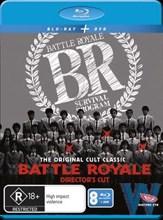 Battle Royale | Blu-ray + DVD