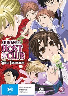 Ouran High School Host Club - Series Collection