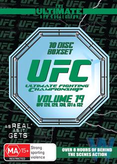 UFC - The Ultimate Collection : Vol 19