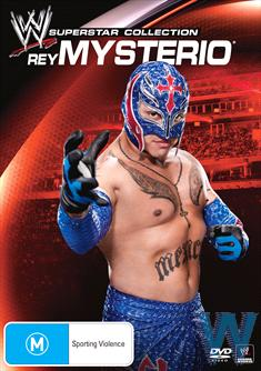 WWE - Superstar Collection - Rey Mysterio