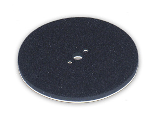 Dual Disc Abrasive Polish Pad