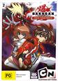 Bakugan - New Vestoria : Collection 2