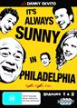 IT&#039;S ALWAYS SUNNY IN PHILADELPHIA: SEAS 1-2 (3 DISC)