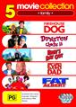 5P: 5 MOVIE FAMILY COLLECTION  (5 DISC)