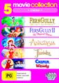 5P: 5 MOVIE CHILDREN COLLECTION ANIMATED (5 DISC)