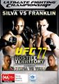 UFC #77 - Silva vs. Franklin