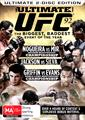 UFC #92 - The Ultimate 2008