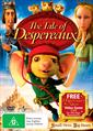 TALE OF DESPEREAUX DVD