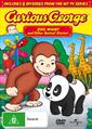 Curious George Tv Vol1 Dvd