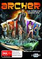 ARCHER: SEASON 1 (2 DISC)