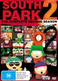 South Park: The Complete Second Season (Amaray)