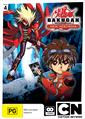 Bakugan - New Vestoria : Collection 4