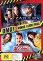 2 MOVIE PACK (ZATHURA: A SPACE ADVENTURE / ZOOM) - OMG!