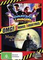 2 MOVIE PACK (ADVENTURES OF SHARK BOY & LAVA GIRL / MAGIC IN THE WATER) - OMG!
