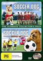 2 MOVIE PACK (SOCCER DOG / SOCCER DOG: EUROPEAN CUP) - OMG!