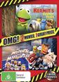 2 MOVIE PACK (KERMIT'S SWAMP YEARS/ MUPPETS TAKE MANHATTAN) - OMG!