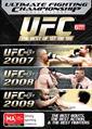 UFC - The Best Of '07 '08 '09