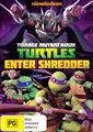 Teenage Mutant Ninja Turtles - Enter Shredder