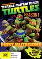 Teenage Mutant Ninja Turtles: First Mutations Season1