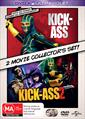 Kick-Ass / Kick-Ass 2 - 2 Disc
