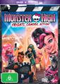 Monster High: Frights, Camera, Action! - Uv
