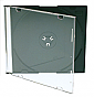 5.2mm CD Jewel Case Slim - Black