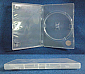 DVD Red Tag Single Case - CLEAR