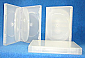DVD 6-disc Case (25mm) - CLEAR