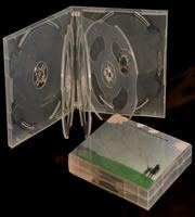 CD Caddie 8-Disc Superclear 20mm