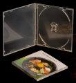 CD Caddie Single Clear 5.2mm