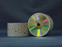 CD-R 52x 700mb Ritek Inkjet Printable