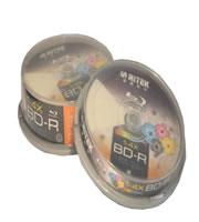 BD-R 6x Ritek Blu-ray 25gb (Bulk Pack)