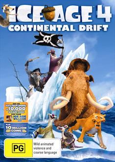 Ice Age: Continental Drift (2013)