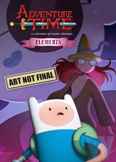 Adventure Time - Elements Miniseries : Collection 14