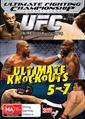 UFC - Ultimate Knockouts 5-7 | Boxset