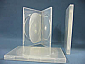 DVD Quad Clear Case 14mm