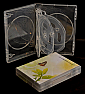 DVD 7-disc Clear Case 27mm