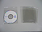 CD Sleeve OPP Superclear Small - with adhesive flap